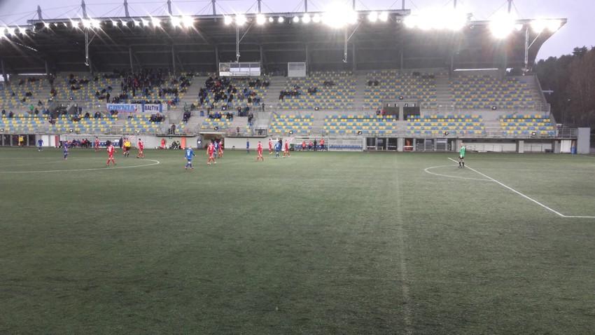 Bałtyk Gdynia - Górnik Konin (sezon 2016/17)