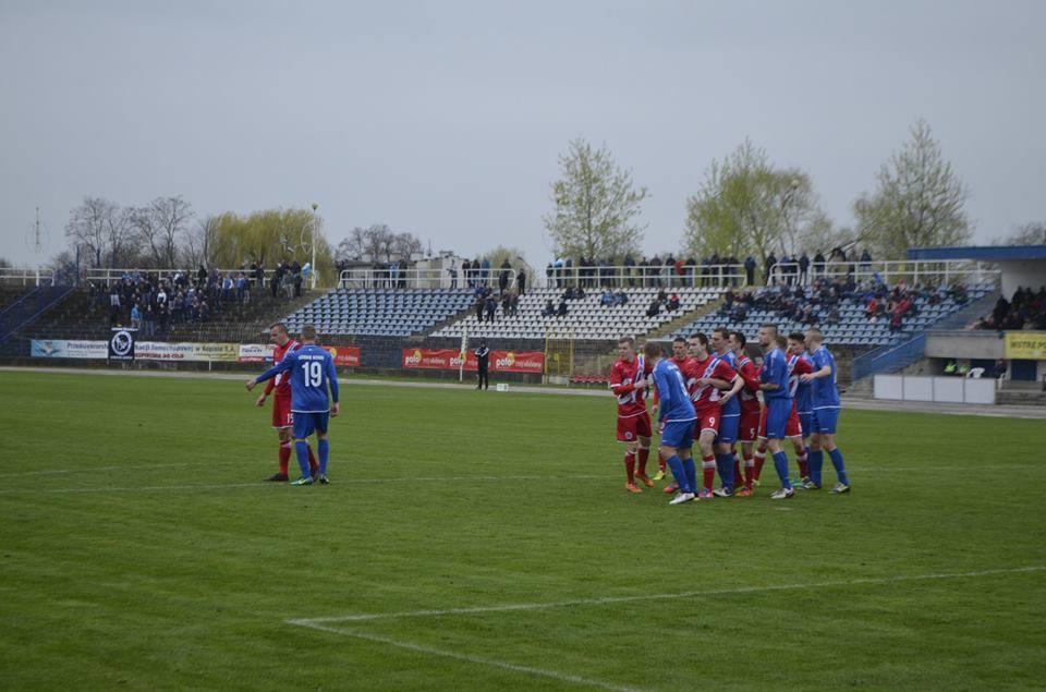 Górnik Konin - Chemik Bydgoszcz (sezon 2016/17)