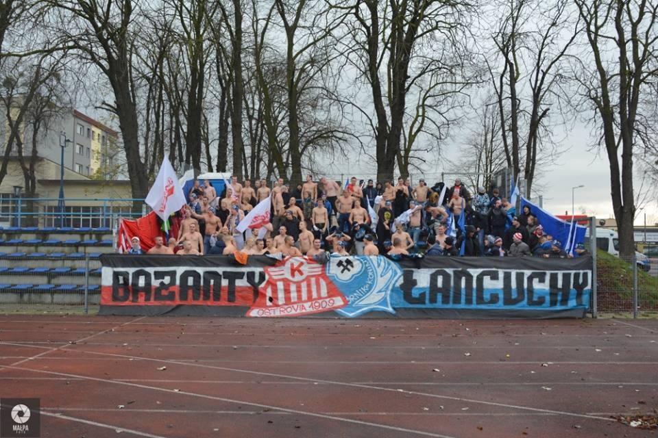 Centra Ostrów - Górnik Konin (sezon 2017/18)