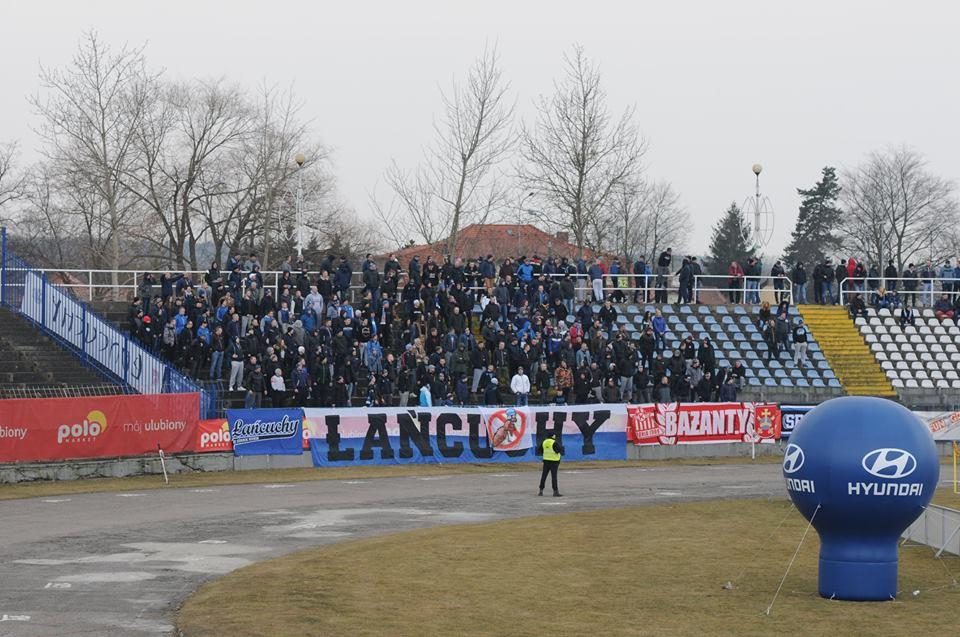 Górnik Konin - Kotwica Kołobrzeg (sezon 2017/18)