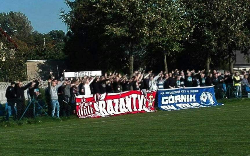 Obra Kościan - Ostrovia Ostrów (sezon 2017/18)