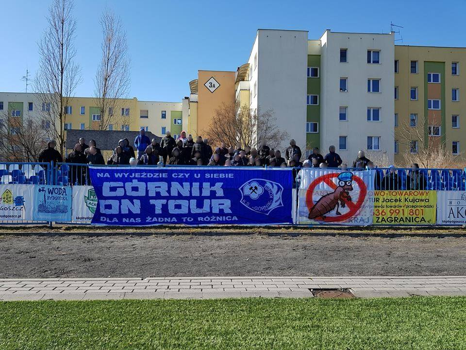Unia Solec Kujawski - Górnik Konin (sezon 2017/18)