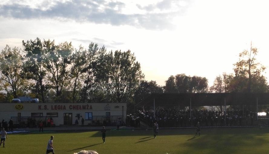 Legia Chełmża - Włocłavia Włocławek (sezon 2018/19)