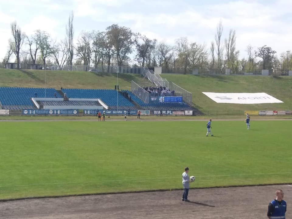 Mieszko Gniezno - Górnik Konin (sezon 2018/19)