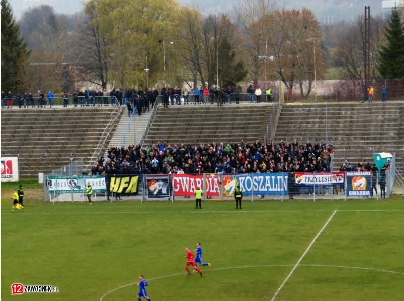 Gwardia Koszalin - Kotwica Kołobrzeg (sezon 2018/19)