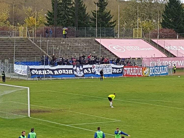 Gwardia Koszalin - Górnik Konin (sezon 2018/19)