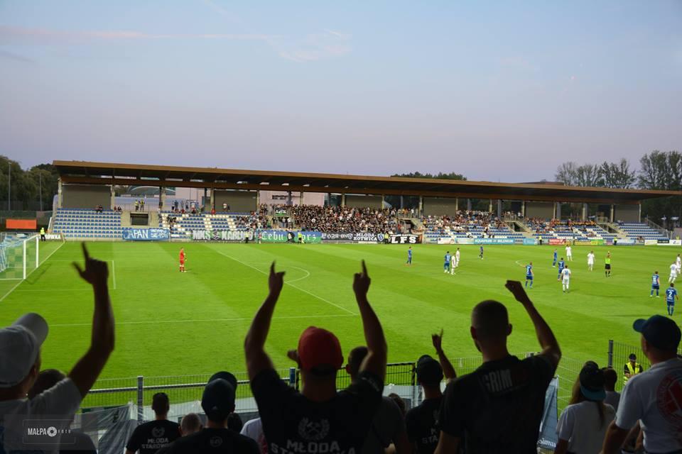 Kotwica Kołobrzeg - Górnik Konin (sezon 2018/19)