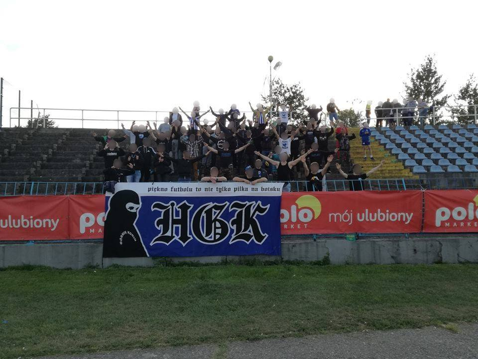 Górnik Konin - Mieszko Gniezno (sezon 2018/19)