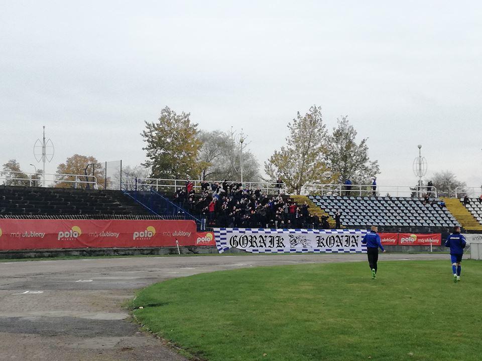 Górnik Konin - Pogoń II Szczecin (sezon 2018/19)