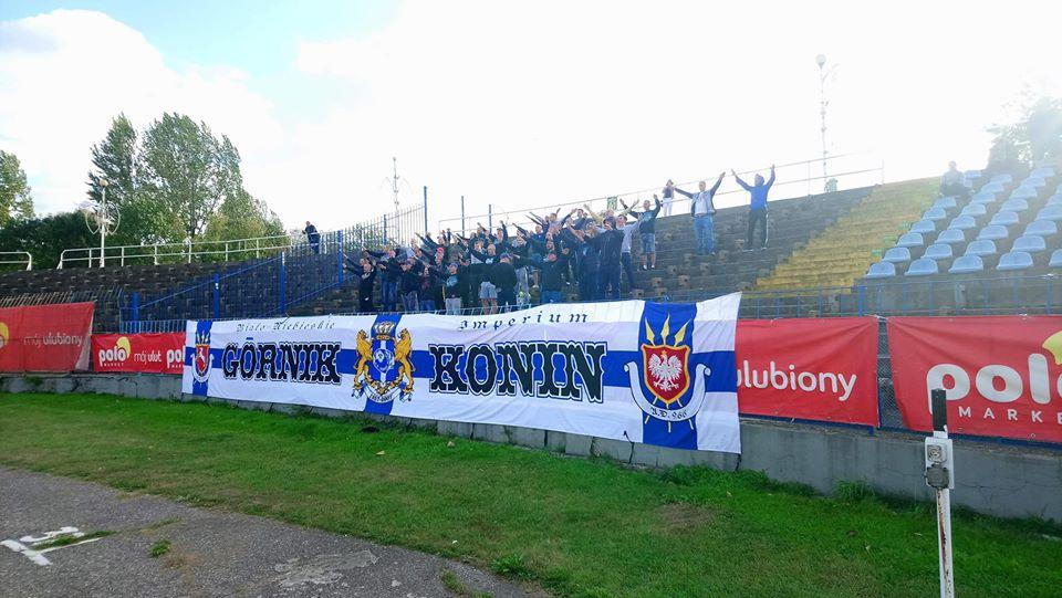 Górnik Konin - KP Starogard (sezon 2018/19)