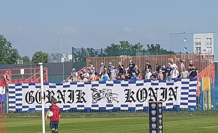 Polonia Środa Wlkp. - Górnik Konin (sezon 2018/19)