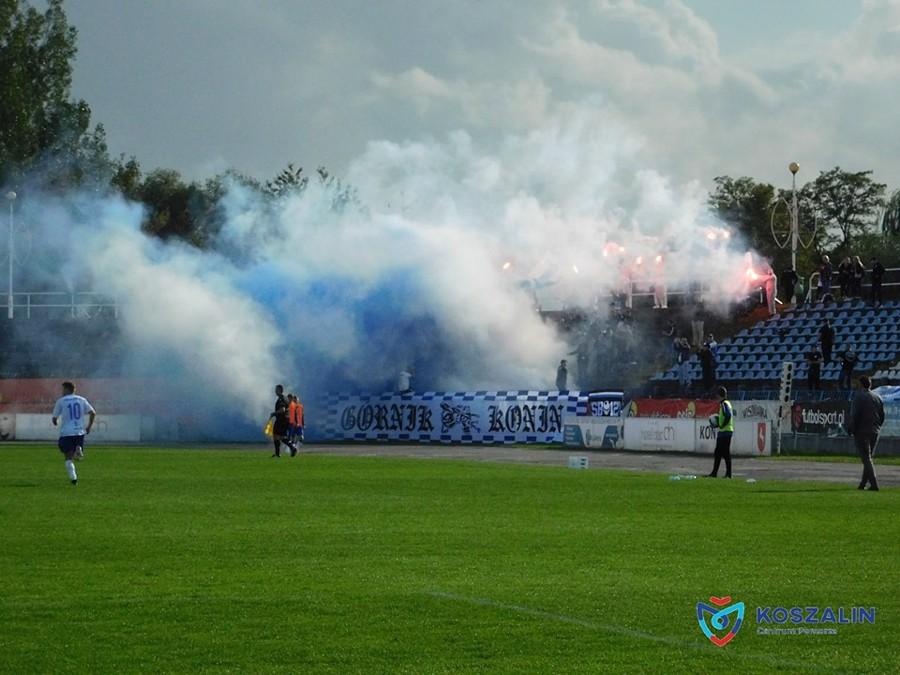 Górnik Konin - Gwardia Koszalin (sezon 2019/2020)