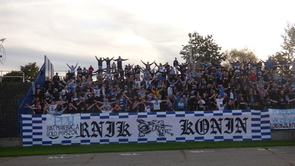 Górnik Konin - KKS Kalisz (sezon 2019/2020)