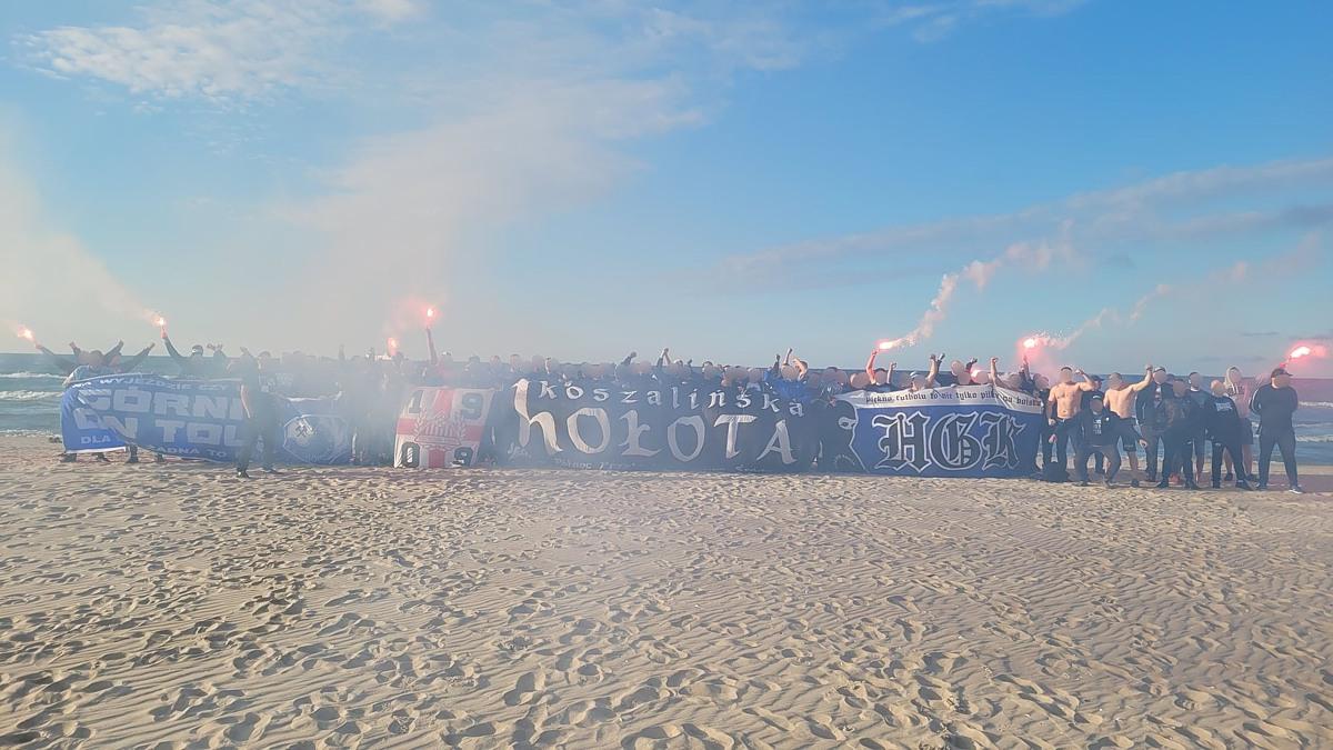 Flota Świnoujście - Górnik Konin (sezon 2020/21)