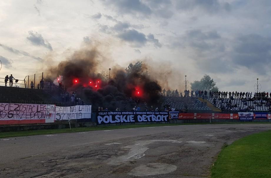 Górnik Konin - Sokół Kleczew (sezon 2020/21)