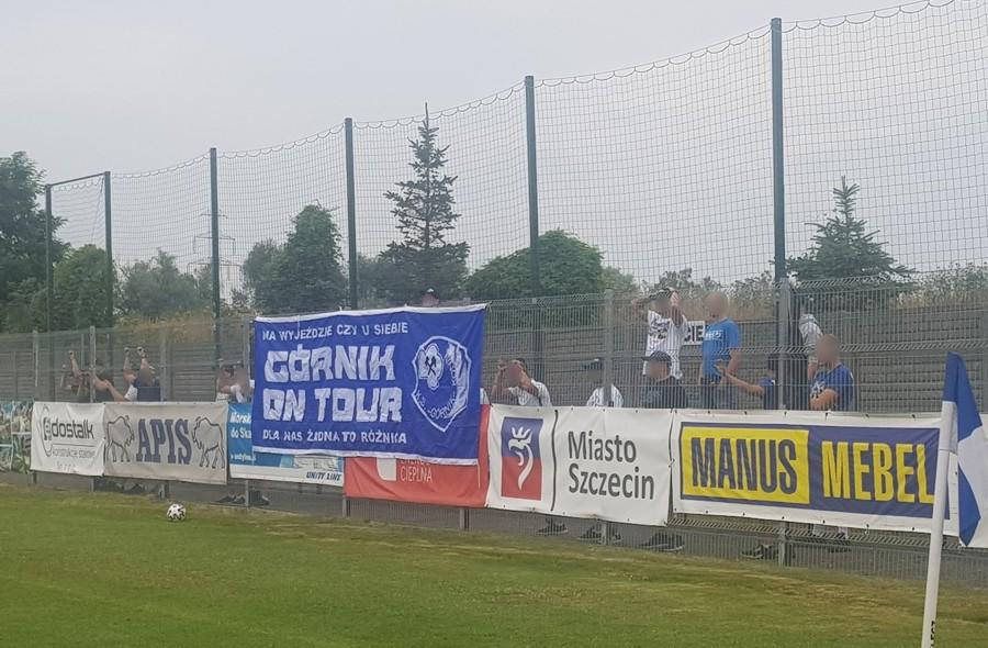 Świt Skolwin Szczecin - Górnik Konin (sezon 2020/21)